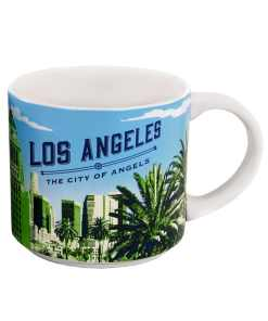Los Angeles Stack Mug Front Side
