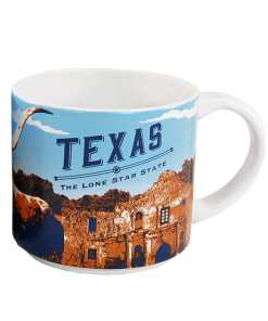 Texas Stack Mug Front Side