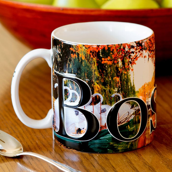 Color Relief Mug