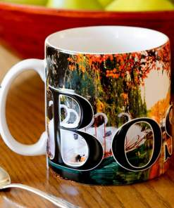 Color Relief Mugs