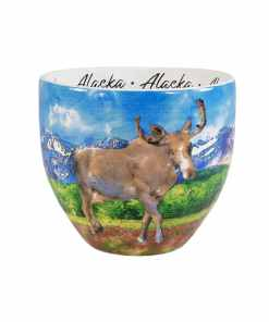 Alaska Watercolor Mug Middle