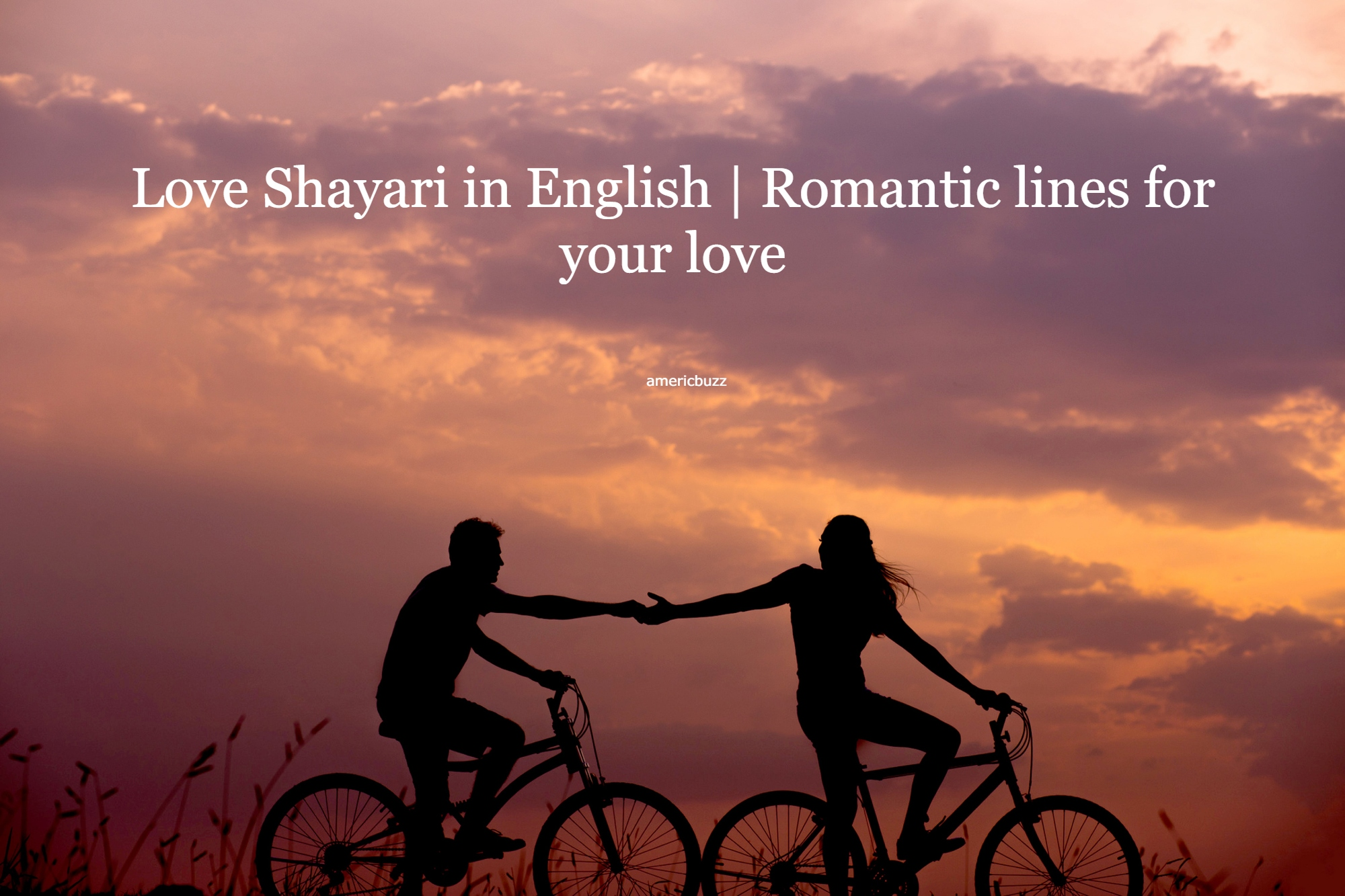 30+ Love Shayari in English   Romantic lines for your love