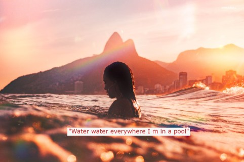 Top Perfect Swimming Quotes