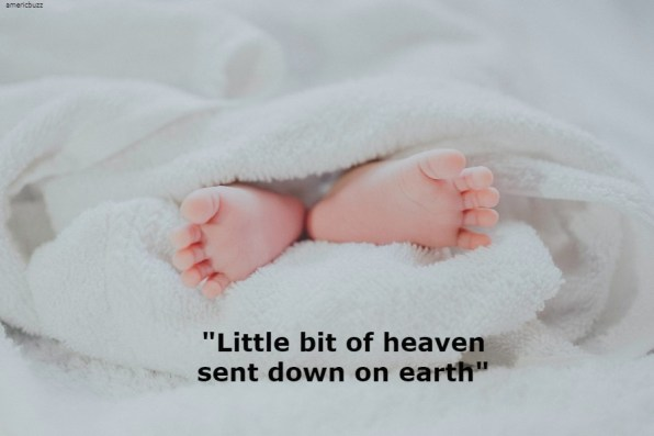 Here's the 50 Meaningful Blessed With Baby Girl Quotes + Caption To Welcome Your Cutiepie