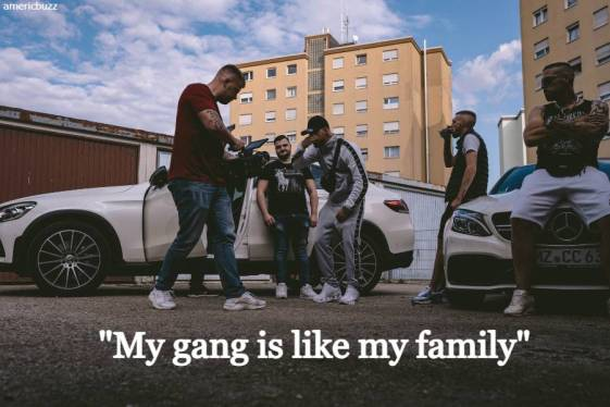 Gangster Quotes and captions