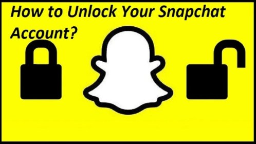How to Unlock Your Snapchat Account