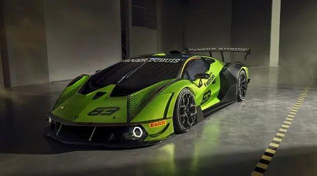 fastest Lamborghini in the world