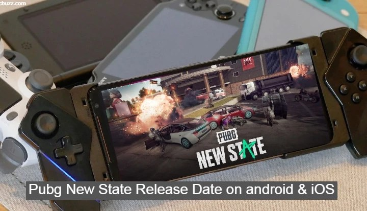 Checkout PubG New State Release Date on android & iOS (2021)