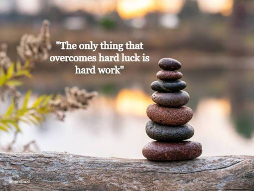 Luck quotes and captions