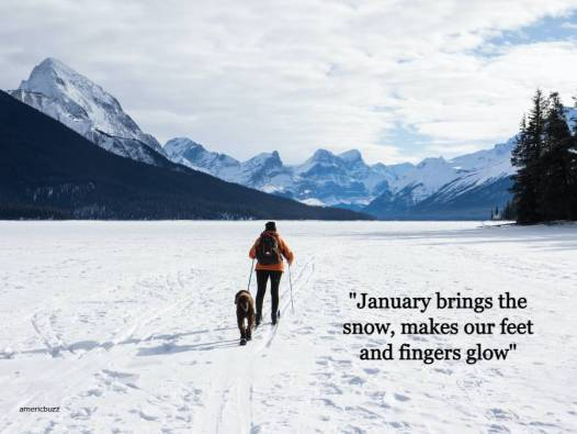 Snow quotes and captions