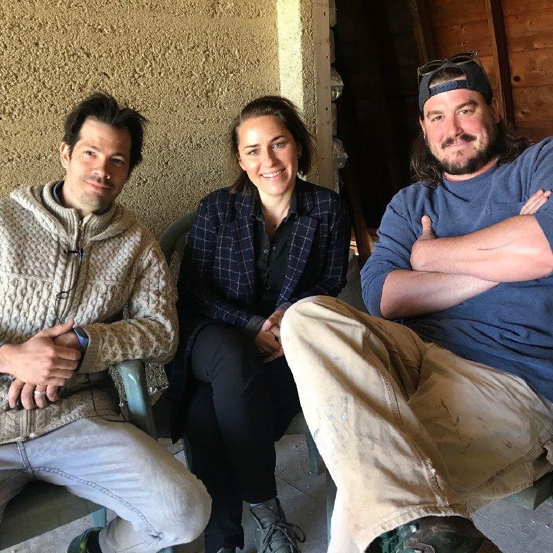 Lancaster Farming: The Hemp House on Wheels