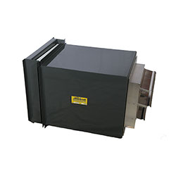 filtered exhaust fans