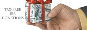 Seniors: Consider Making Cash Donations from IRAs