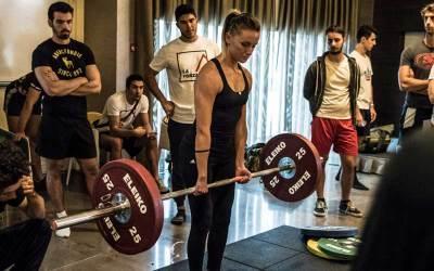 Lo sviluppo muscolare nelle donne