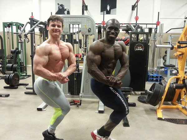 powerlifting natural bodybuilding coach