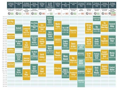 bragg-jam-schedule