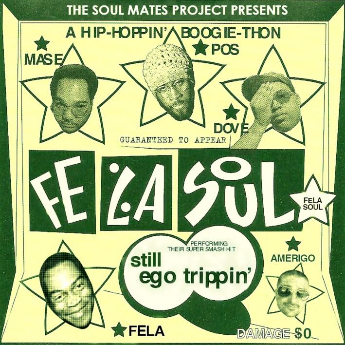 Fela Soul - Still Ego Trippin