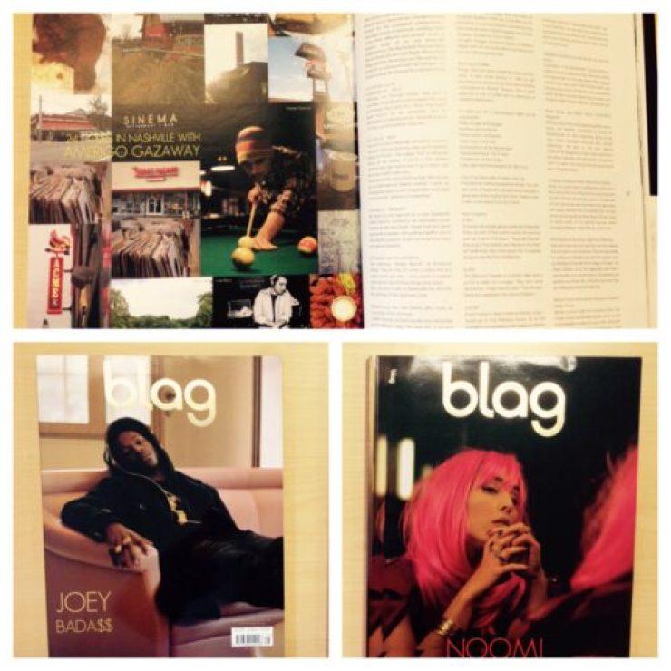 Blag Magazine - Amerigo Gazaway