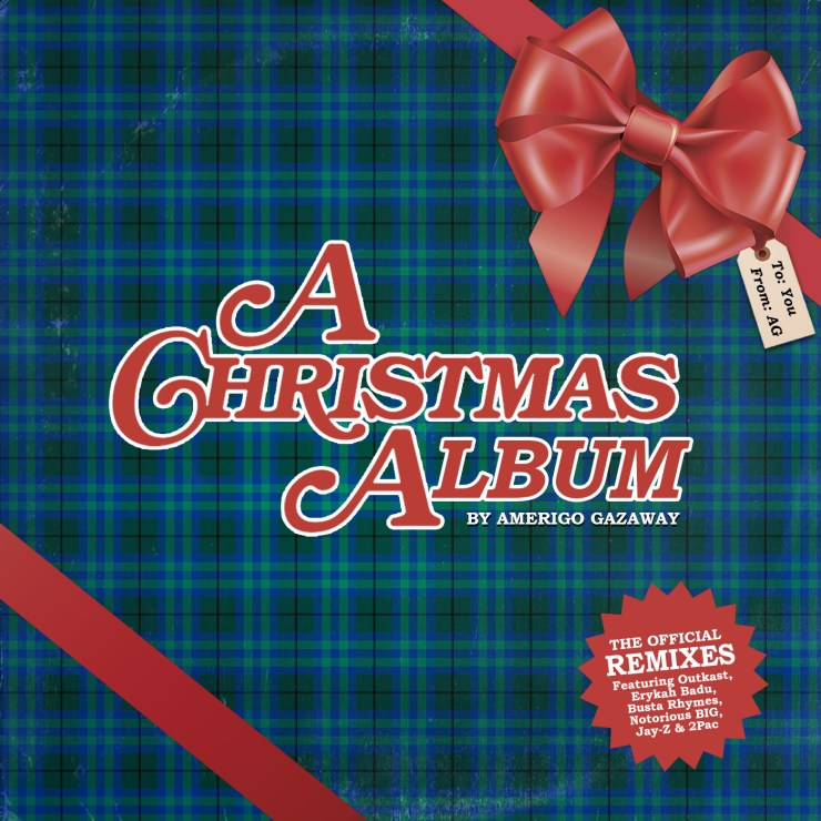 A Christmas Album Remixes