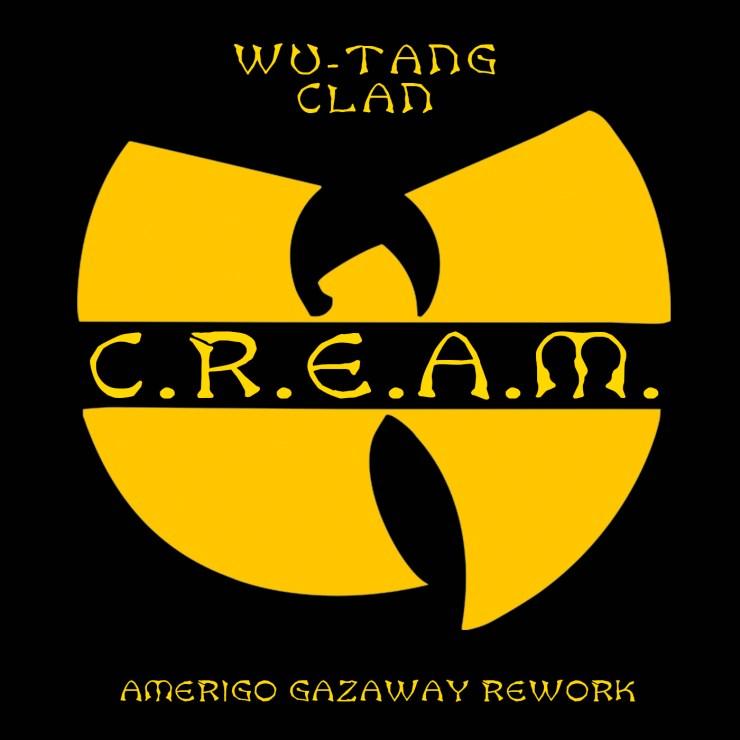 Wu-Tang - C.R.E.A.M. (Amerigo Gazaway Rework_