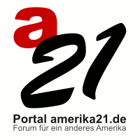 Logo Portal amerika21.de