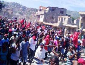 In Haiti reißen die Proteste gegen Korruption und Straflosigkeit nicht ab. Nicht nur die Regierung, auch NGOs stehen in der Kritik