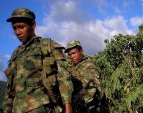 """""""Wir mussten Trainingsteilnehmer foltern"""", gesteht ein Soldat der kolumbianischen Armee"""