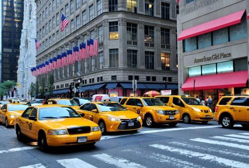 yellow-usa-cab-ny
