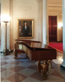 Grand Piano at the White House