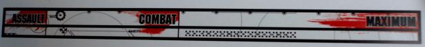 De range ruler.