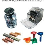How to Sort Coins & The Tools to Make Counting Coins Easy!