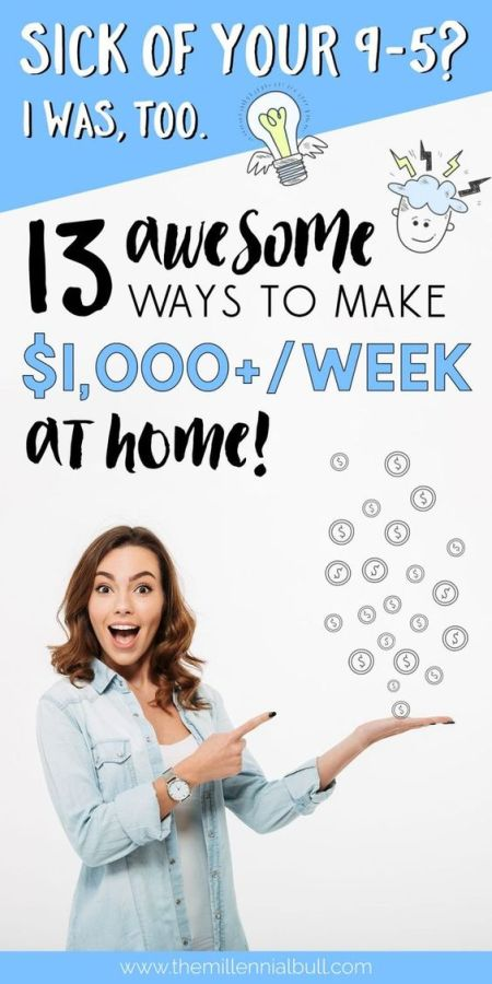 How To Earn Money From Home- 13 Real Work From Home Jobs