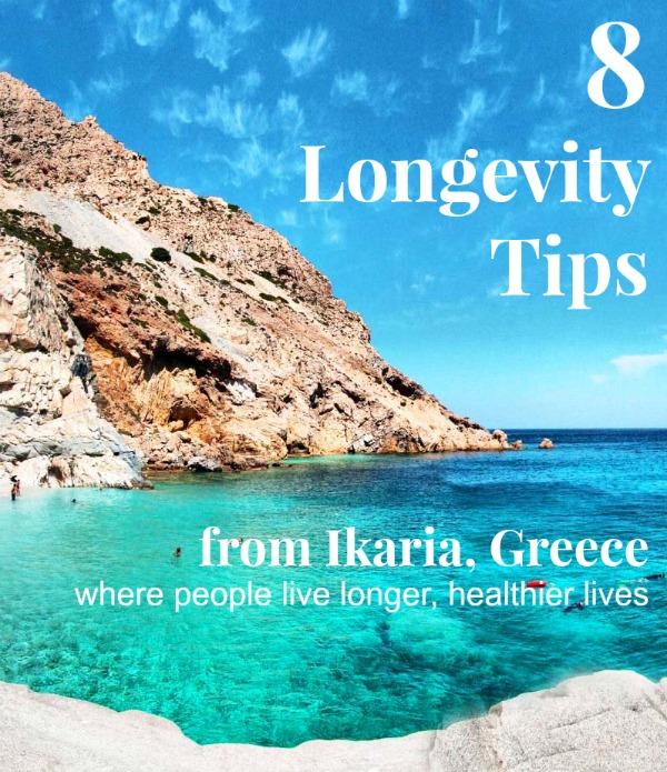 8 longevity tips from ikaria greece