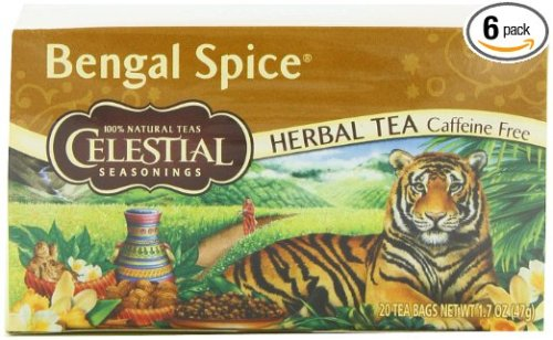 ikarian herbal tea bengal spice