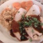 Dinner Monday 921 Turkey
