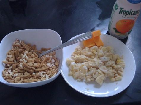 Breakfast, Eh