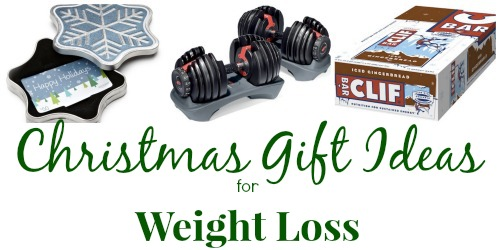 christmas gift ideas for weight loss