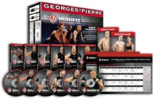 kickboxing workout - GSP fit