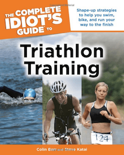 beginner triathlon training resource - complete idiots guide to triathlon training
