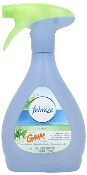febreeze for smelly shoes