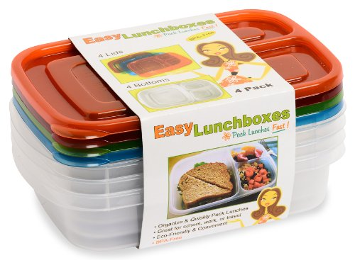 easy lunchboxes containers