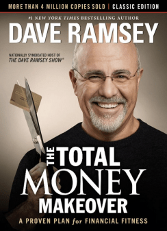 payoff credit card debt - total money makeover