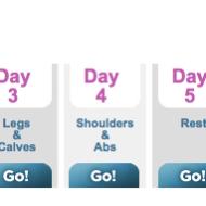 LiveFit Trainer Week 1