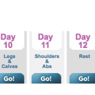 LiveFit Trainer Week 2