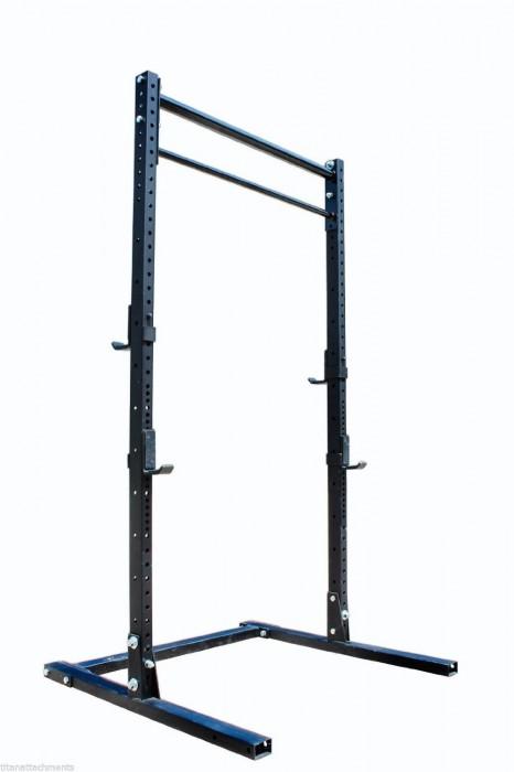 cheap squat rack - Titan HD Squat Stand Fitness Rack Pull Up Bar