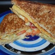 Breakfast Favorite: Egg Sandwich