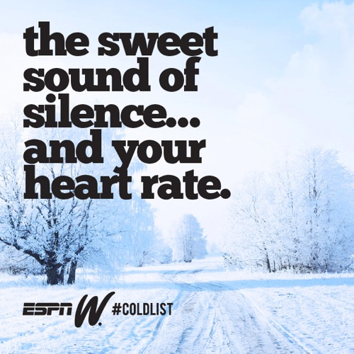 Espn cold hr motivation