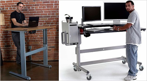Standing desk ideas
