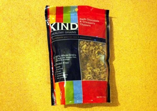 foodie penpal granola
