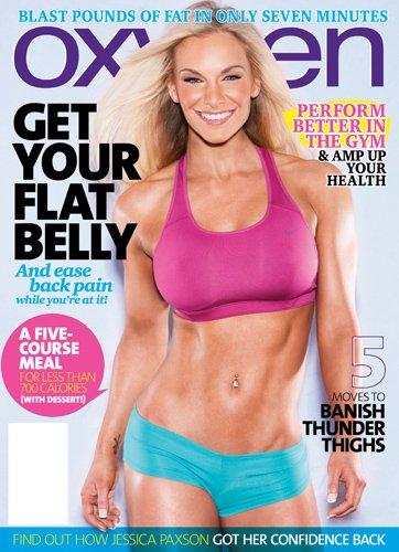 favorite healthy magazine - oxygen magazine